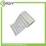 RFIDはPVC/PET UHF H3 ISO18000-6Cの宝石類のラベルを防水する