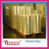 Acetato trasparente e calibro materiale della pellicola 70 dell'involucro di stirata di LLDPE