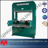 Máquina de vulcanización de goma del caucho de la estructura del marco de la prensa