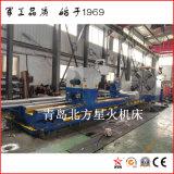 Профессиональный сверхмощный горизонтальный Lathe CNC для вала верфи (CG61160)
