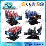 Venta caliente 7D cine interactivo