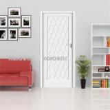 OEM / ODM Anti-Termitas de plástico de madera compuesto puerta interior de swing (YM-015)