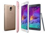 Téléphone mobile de la note 4 de Samsong Galaxi de l'appareil-photo 16MP du faisceau 5.7 neufs de quarte ''