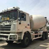 ISO CCCは3車軸9cbm自動コンクリートミキサー車のトラックを承認した