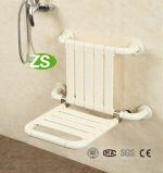 Banheiro Chuveiro de alumínio dobrável / Assento de vaso sanitário Assento de chuveiro