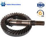 정면 드라이브 차축 전송 기어 90-120 말 힘 나선 비스듬한 기어에 있는 BS5053 9/39 고품질 트랙터