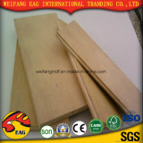 madera contrachapada del anuncio publicitario de la base del eucalipto de la cara de 15m m Okoume/Bintangor
