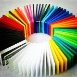 Het hoge Effect goot het Gekleurde AcrylBlad van het Perspex met de Prijs van de Fabriek