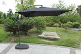 зонтик вися сада нажима руки 10X8FT напольный