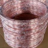 Längen-haarartige kupferne Rohrleitung in langen 60mm schneiden