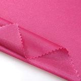 Il filo di ordito del poliestere abbaglia il panno di lavoro a maglia luminoso di qualità dei fabbricati