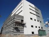 Taller de varios pisos prefabricado de la estructura de acero (KXD-SSW7)