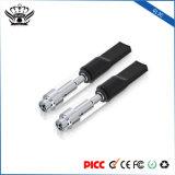 Se dobla el cigarrillo electrónico disponible del atomizador de cristal de las bobinas 0.5ml