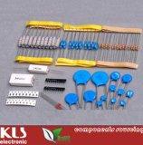Varistor, resistor de película del carbón, resistor de película metálica, resistor Wirewound 0.5 de la desviación del miliohmio termal SMD de la energía 50 100 ohmios 5k 47k