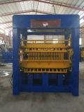 大きい容量の機械プラントを作る十分のQt12-15自動コンクリートブロック