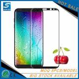 3D Volledige Gebogen Beschermer van het Scherm van de Telefoon van het Glas voor Samsung S8