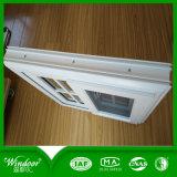 Дешевые цены UPVC двойные стекла окна