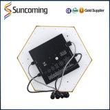 Светодиодный индикатор на фоне свадьбы оформление 3D настенные панели управления
