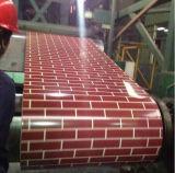 A manufatura Pre-Painted a bobina de aço do Galvalume (PPGL)