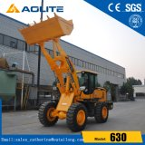 로더 3 톤 Aolite 건축기계 바퀴