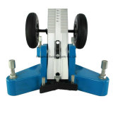 Máquina concreta del taladro del orificio de base del asimiento ajustable del soporte del ángulo VKP-440