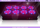 a planta do diodo emissor de luz 360W cresce a luz