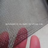 14X14 Wire Mesh noir en aluminium pour la fenêtre et de la porte