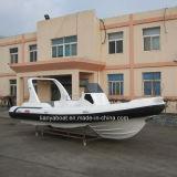 Liya 7.5m V-vormige OEM Leveranciers van China van de Boot van de Boot van de Rib Opblaasbare