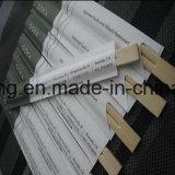 Nuevamente palillos del bambú del embalaje del rectángulo