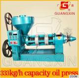 Guangxinのブランドオイルの抽出器オイルのエキスペラーオイル出版物機械Yzyx130-9wk
