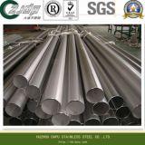 Tubo saldato dell'acciaio inossidabile di ASTM Tp347h 316