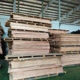 Coupe rotative Sapeli naturelles de la Couronne pour le contreplaqué et de meubles de placage