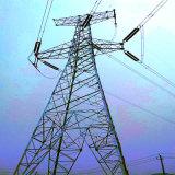 500кв Одноконтурная угловой передачи мощности стальной башни