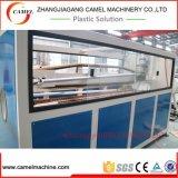 Linha de produção plástica maquinaria da extrusora da extrusão da tubulação do PVC