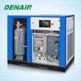 10bar Énergie Énergique VSD Commande de l'onduleur Type électrique Compresseur d'air