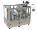 Enchimento quente automático cheio três do frasco Cgfr16126 do animal de estimação em uma máquina
