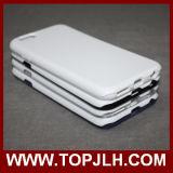 Caso protector doble de PC+TPU para la sublimación para el iPhone 6 más