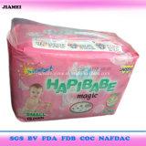 Großhandelsbaby-Sorgfalt-Produkt-preiswerte Baby-Windel-Baby-Windeln