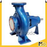 Bomba de água centrífuga horizontal do impulsor do fim do ferro de molde para a venda