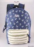 Новый Backpack женщин способа холстины