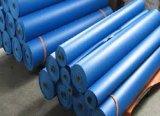 3m de largura do rolo de tecido laminado de PVC oleados
