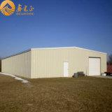 Pre dirigiendo el almacén de la estructura de acero (SSW-396)
