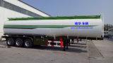 De Semi Aanhangwagen van de vrachtwagen van de Tanker van de Olie/van de Brandstof