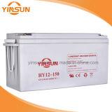 солнечная батарея свинцовокислотной батареи 12V150ah для домашней солнечной системы