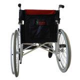 منافس من الوزن الخفيف [ألومينيوم لّوي] يعاق كرسيّ ذو عجلات