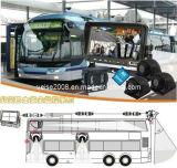 Passenger Bus DVR Quad Rear View System (DF-7370AI314DVR)