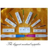 Prüfungs-Streifen der HCG Schwangerschaft-Prüfungs-/pH/HIV/Urine-schneller Prüfungs-Installationssatz-/Schwangerschaft