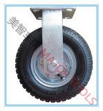 6 polegadas reparado e a placa giratória de mamona borracha pneumático