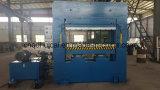 고무 제품을 만들기를 위한 고무 Vilcanizing 압박 기계
