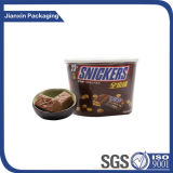 Пластмасовый контейнер с крышкой запечатывания качества еды хорошей
